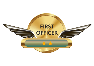 Total-Rotor-First-Officer-Badge