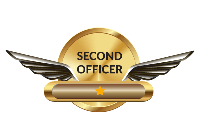 Total-Rotor-Second-Officer-Badge