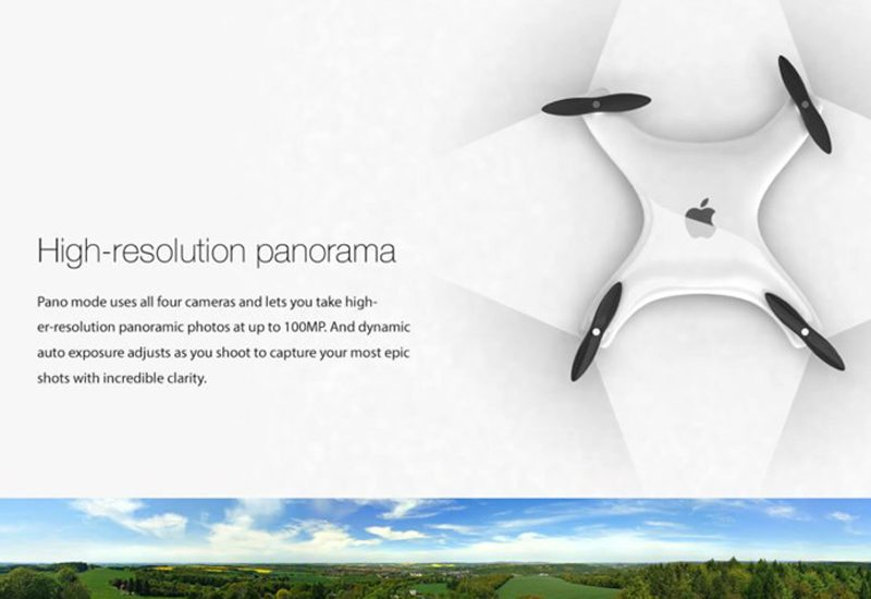 The 'What If' Apple Drone