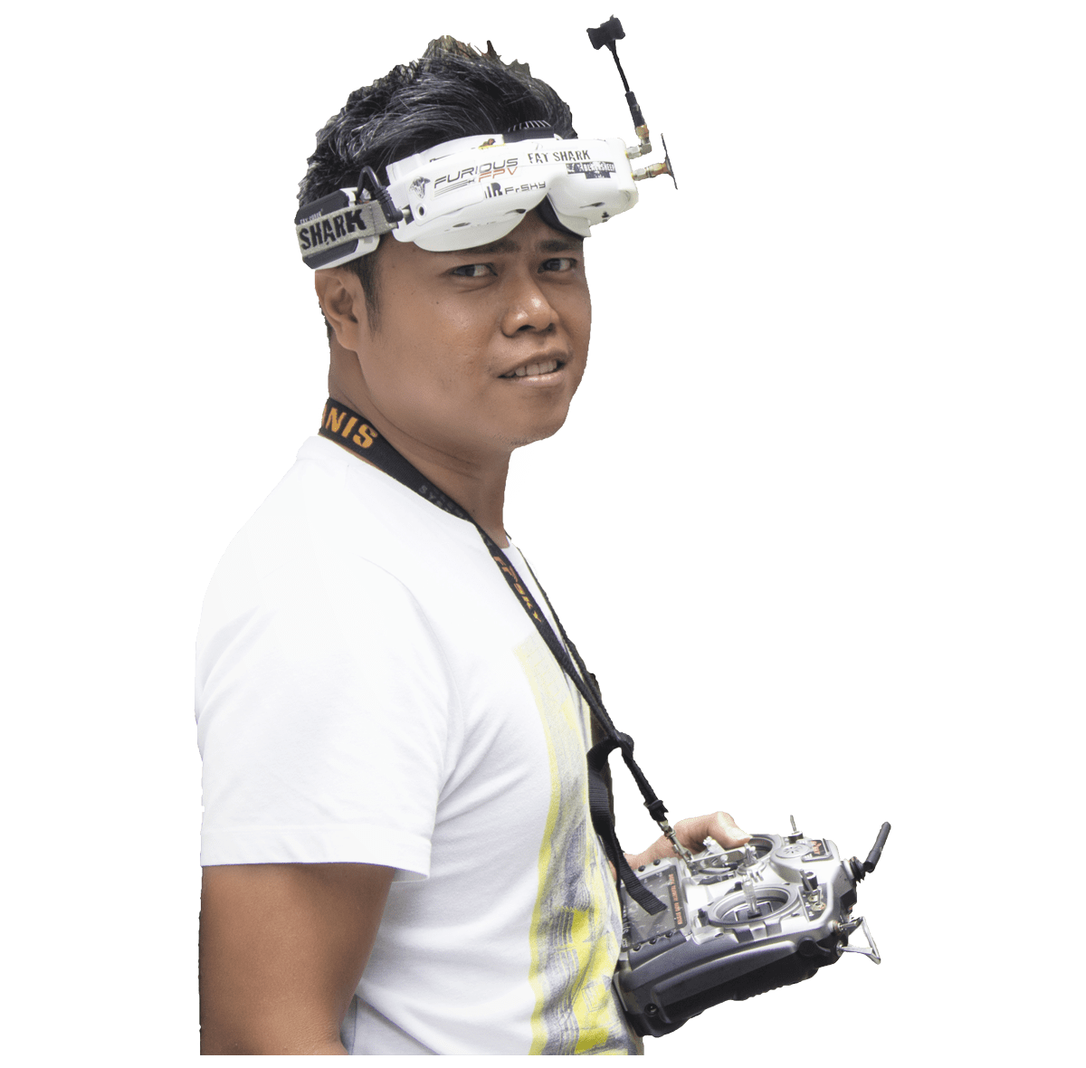 Just the human and light v2