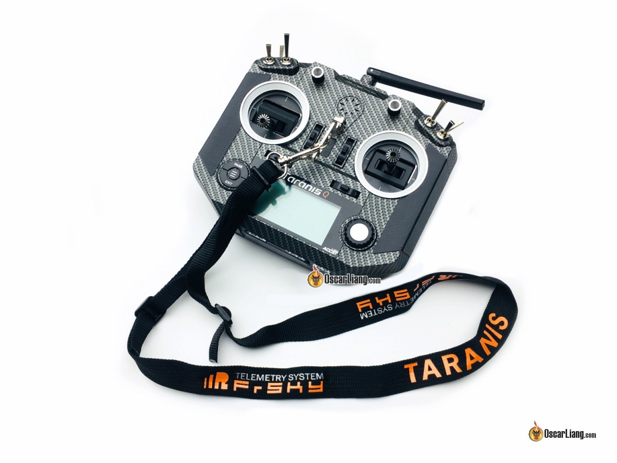 Total Rotor | REVIEW by OscarLiang - FRSKY TARANIS Q X7S TX