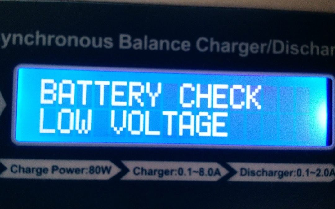 Voltage Alarms are Unreliable; Keep Using One – by Propwashed