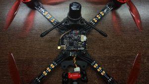 Sunrise Siskin 30A 4-In-1 ESC w/ F4 Flight Controller