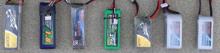 Quadcopter LiPo Battery Buyers Guide – By Propwashed