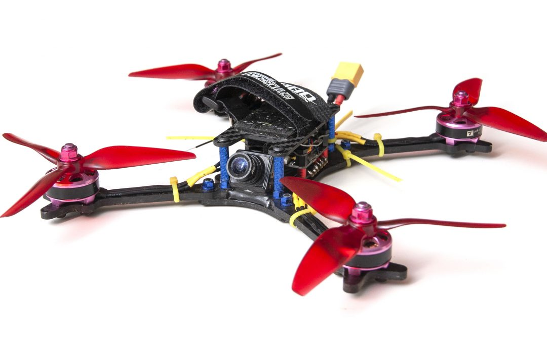Upgrading a Starter Quad to a Purebred Racer – By Propwashed
