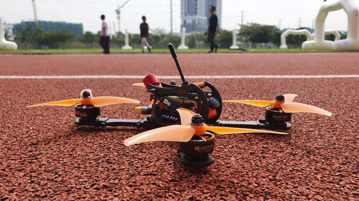 All New TRP Sprint – Review by Wilsonn Yik (Wils FPV)